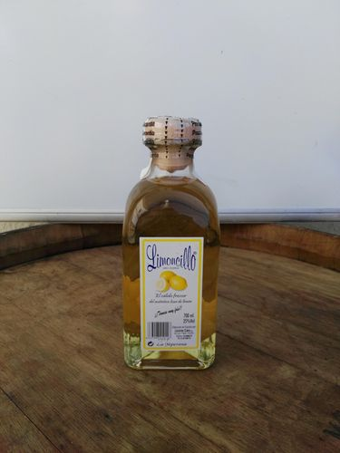 LIMONCILLO (LICOR DE LIMON)